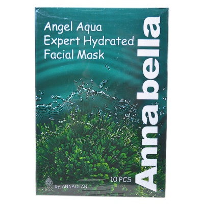 Annabella Angel Aqua Expert Hydrated Facial Mask 10*30ml