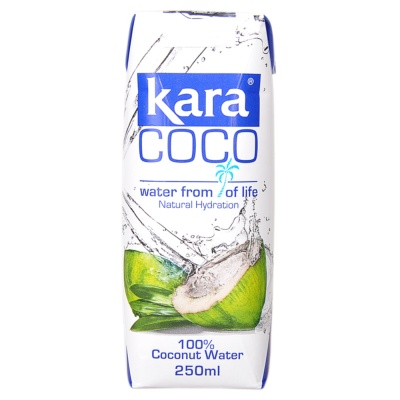 Kara Coco Coconut Water 250ml