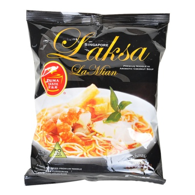 Prima Taste Laksa Flavor Lamian(Not Fried) 185g