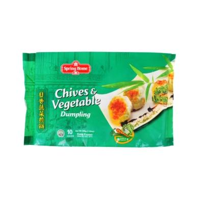 Spring Home Chives & Vegetable Dumplings 200g