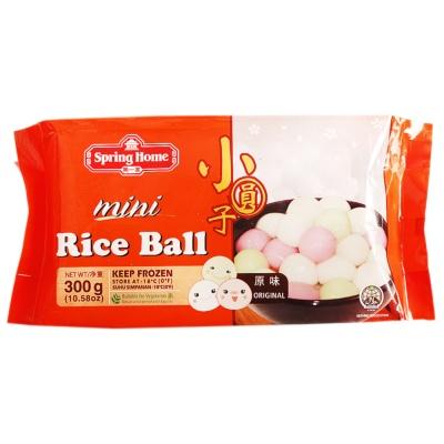 Spring Home Mini Rice Ball 300g