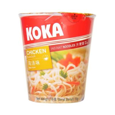 Koka Chicken Flavor Instant Noodles 70g