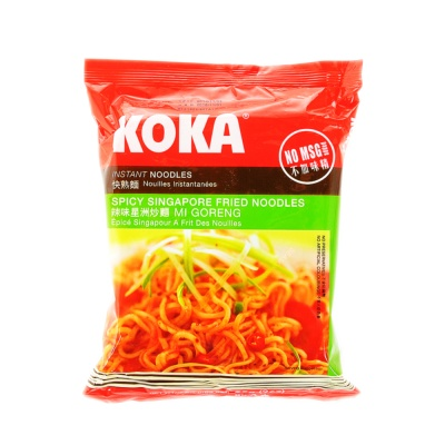 Koka Spicy Singapore Friend Noodles 85g