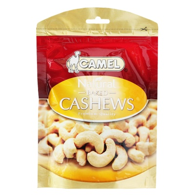 Camel Natural Baked Cashews 150g