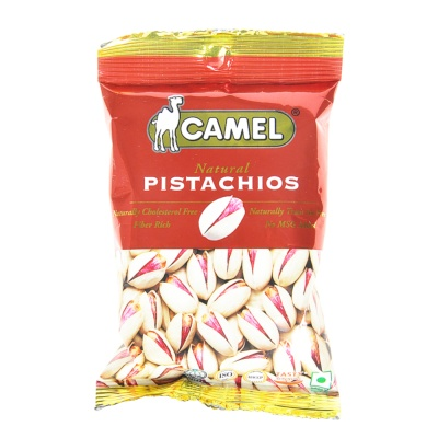 Camel Natural Baked Pistachios 40g