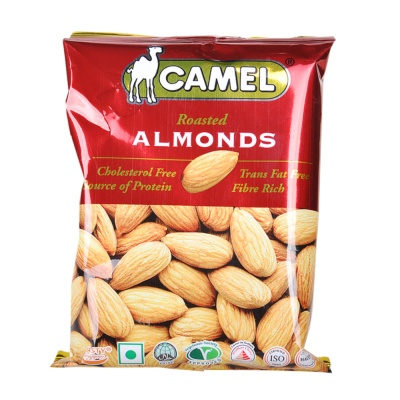 Camel Roasted Almonds 40g