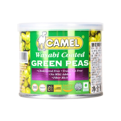 Camel Wasabi Coated Green Peas 150g