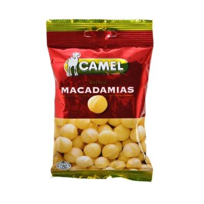 Camel Salted Macadamias 40g