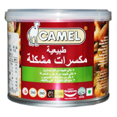 Camel Natural Cocktail Mix 130g
