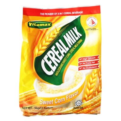 Vitamax Wholegrains Sweet Corn Cereal Milk Drink 432g