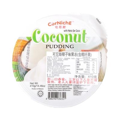 Corniche Coconut Pudding with Nata De Coco 410g