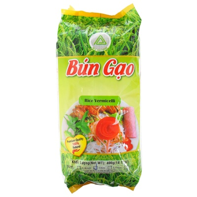 Duy Anh Foods Bun Gao Rice Vermicelli 1mm 400g