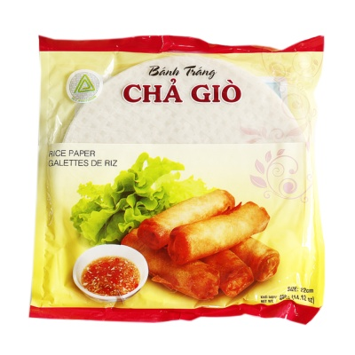 Duy Anh Rice Paper For Cha Gio 22cm 400g