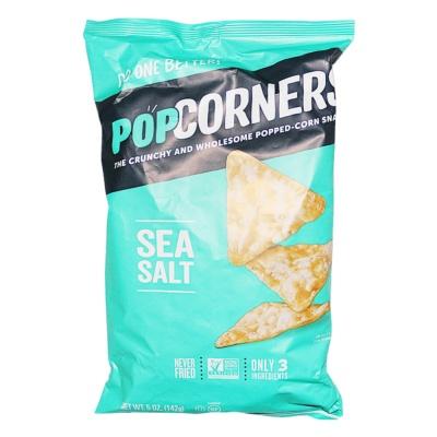 Popcorners Popped Whole Grain Chips, Sea Salt 142g