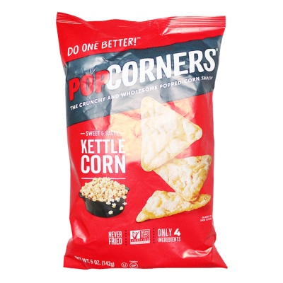 Popcorners Popped Whole Grain Chips 142g