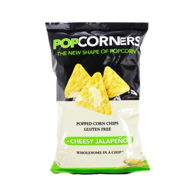 Popcorners Cheesy Jalapeno 142g