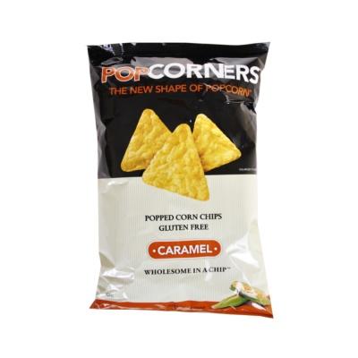 Pop Corners Caramel Corn Chips 142g