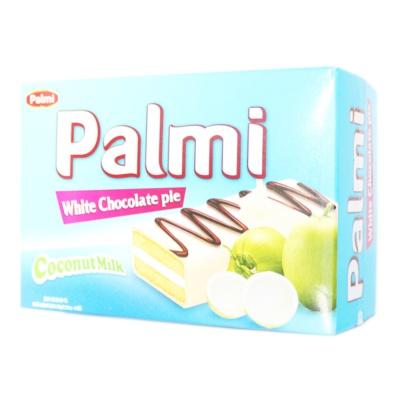 Palmi White Chocolate Pie With Coconut Milk 60g