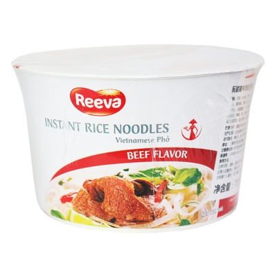 Reeva Beef Flavor Instant Rice Noodles 70g
