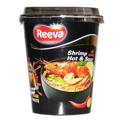Reeva Shrimp Hot & Sour Noodles 65g