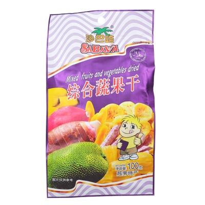 Sabava Mixed Fruits Chips 100g