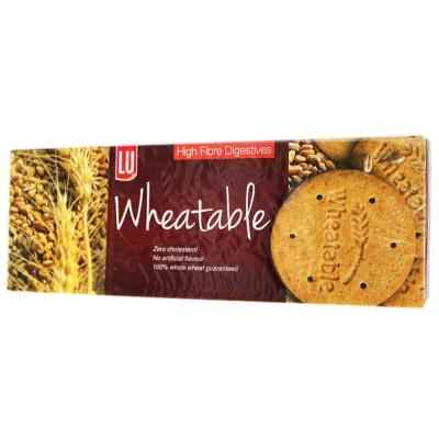 LU Whole Wheat Guaranteed Biscuits 129.6g