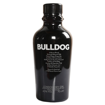 Longon Bulldog Dry Gin 700ml