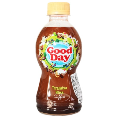 Good Day Tiramisu Bliss Coffee 250ml