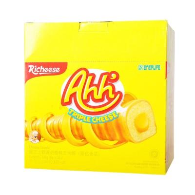 Richeese Ahh' Triple Cheese Corn Cob 20*8g