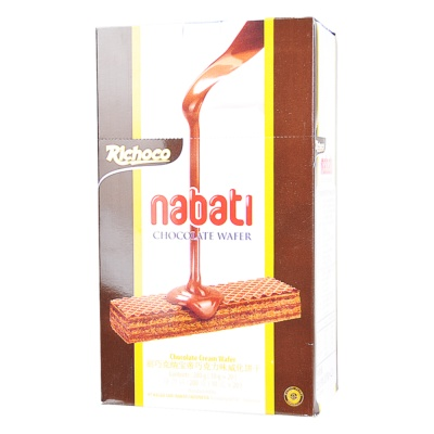 Richoco Nabati Chocolate Wafer 200g