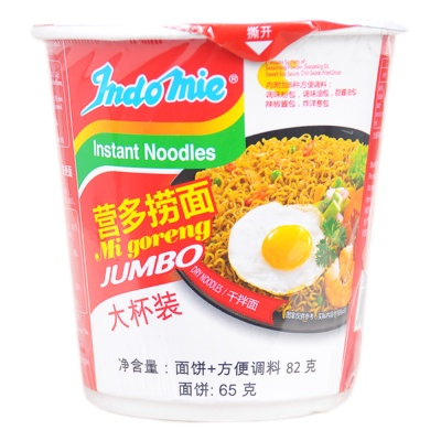 Indo Mie Instant Noodles 82g