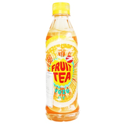 Sosro Grapefruit Flavor Fruit Tea 350ml