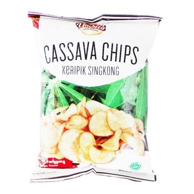 Umbiis Cassava Chips(Barbeque Flavor) 60g
