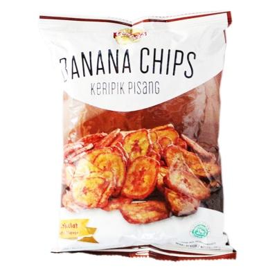 Umbiis Banana Chips(Chocolate Flavor) 70g