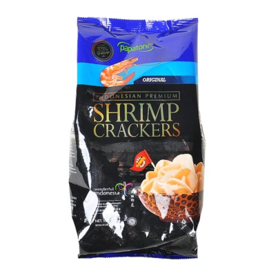 Papatonk Original Shrimp Crackers 85g