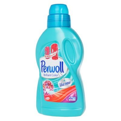 汉高perwoll绚丽色彩奇效洗衣液 1L