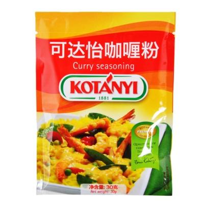 可达怡咖喱粉 30g