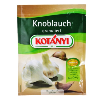 Kotanyi Garlic Granulated 32g