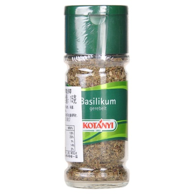Kotanyi Dried Sweet Basil Chopped 15g