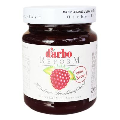 Darbo Raspberry Jam 300g