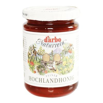Darbo Highland Honey 500g
