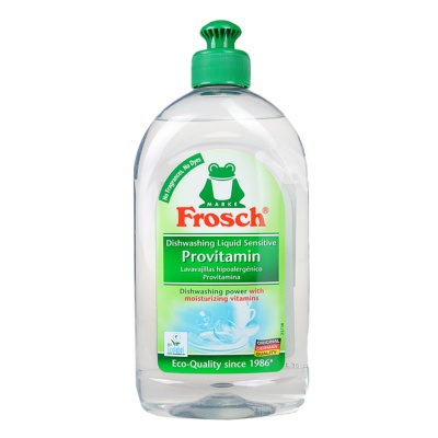 Frosch Vitamin Dishwashing Liquid 500ml