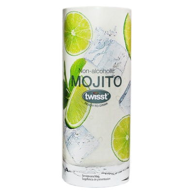 Twisst Mojito Juice Drink (Non-alcoholic) 240ml