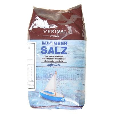 Verival Uniodised Sea Salt 500g