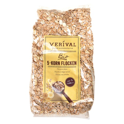 Verival Five-Grain Mixed Cereal 500g