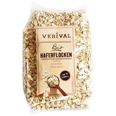 Verival Oat Flakes 500g