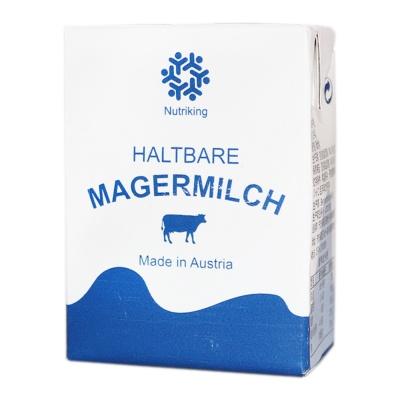 Nutriking Haltbare Skimmed Pure Milk 200ml