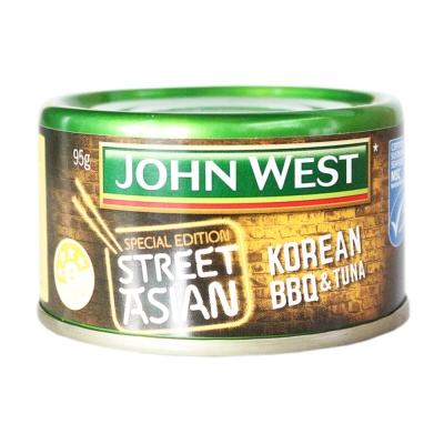 Johnwest Street Asian Korean BBQ & Tuna 95g
