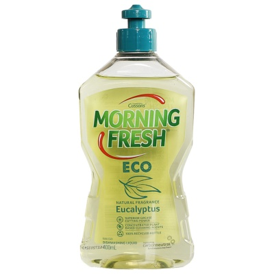 Morning Fresh Natural Fragrance Dishwashing Liquid 400ml