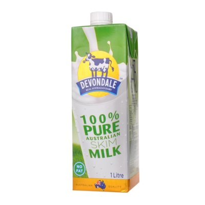 Devondale Skim Milk 1L